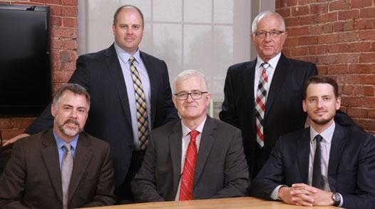 Caldwell Advisory advisors - Rick Tomalty, Michael Caldwell, Dan Lambert, Jason Stubinsky, Josef Riha