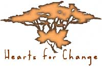 Hearts for Change logo
