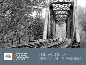 Value of Financial Planning (FPSC) booklet